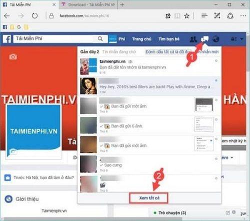 Muốn phục hồi tin nhắn Facebook đã xóa hãy thử ngay mẹo này - Ảnh 4