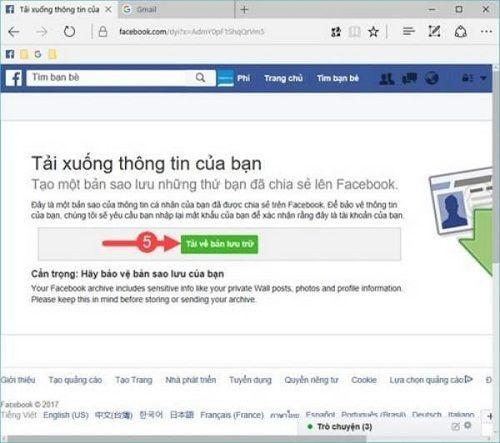 Muốn phục hồi tin nhắn Facebook đã xóa hãy thử ngay mẹo này - Ảnh 2
