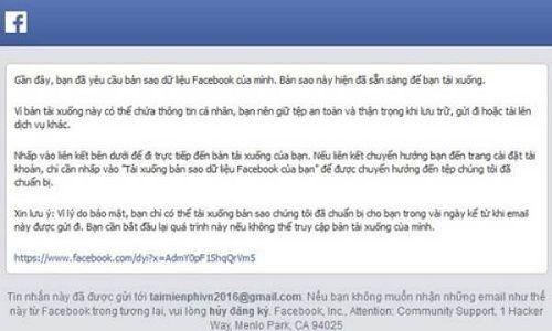 Muốn phục hồi tin nhắn Facebook đã xóa hãy thử ngay mẹo này - Ảnh 6