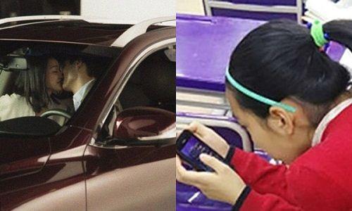 Dòng tin nhắn của cô con gái 10 tuổi khi thấy bố ôm nhân tình trên xe - Ảnh 1