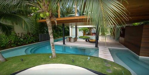 Kỳ lạ căn nhà độc đáo dưới nước với chi phí hơn 22 tỷ đồng - Ảnh 1