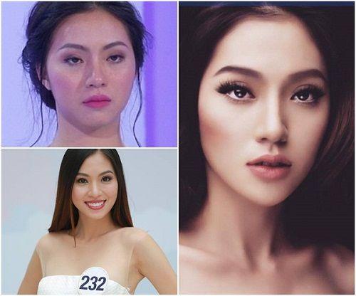 Bất ngờ trước nhan sắc thí sinh Hoa hậu Hoàn vũ Việt Nam 2017 khi trút bỏ son phấn - Ảnh 6