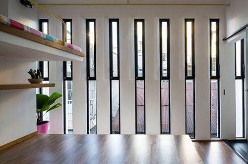 Bất ngờ với thiết kế thông minh, ấn tượng của căn nhà chỉ 18m² ở Sài Gòn - Ảnh 3