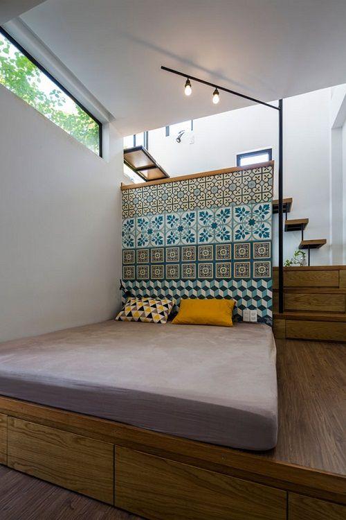Bất ngờ với thiết kế thông minh, ấn tượng của căn nhà chỉ 18m² ở Sài Gòn - Ảnh 9