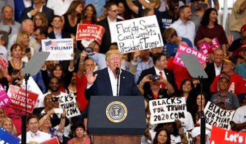 Thụy Điển bối rối vì tuyên bố bất ngờ của Donald Trump - Ảnh 1