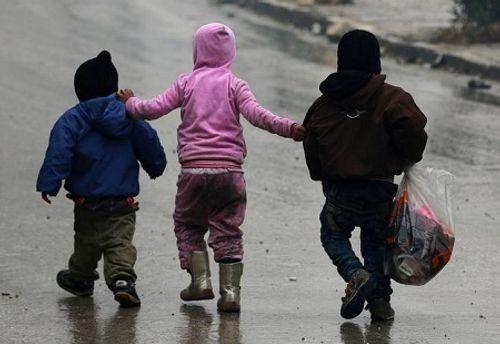 Trẻ em Syria khủng hoảng tinh thần trầm trọng vì nội chiến kéo dài - Ảnh 1