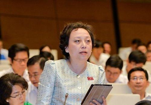 """Đại biểu Quốc hội Phạm Khánh Phong Lan và """"cây đấm sắt"""" tấn công thực phẩm bẩn trong trường học - Ảnh 1"""