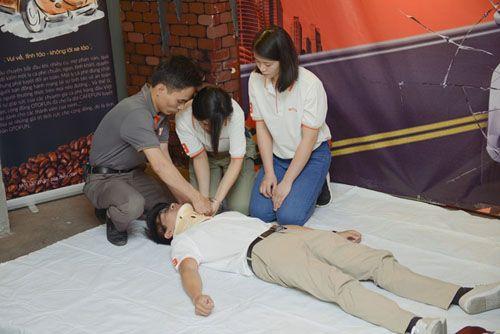 Bị tai nạn xe, thực hiện những điều sau giúp nạn nhân sống sót - Ảnh 1