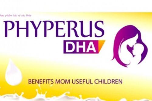Thực phẩm chức năng PHYPERUS DHA không đạt chất lượng - Ảnh 1