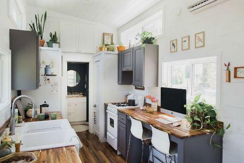 Những ngôi nhà nhỏ tuyệt đẹp khiến bạn mê mẩn - Ảnh 9