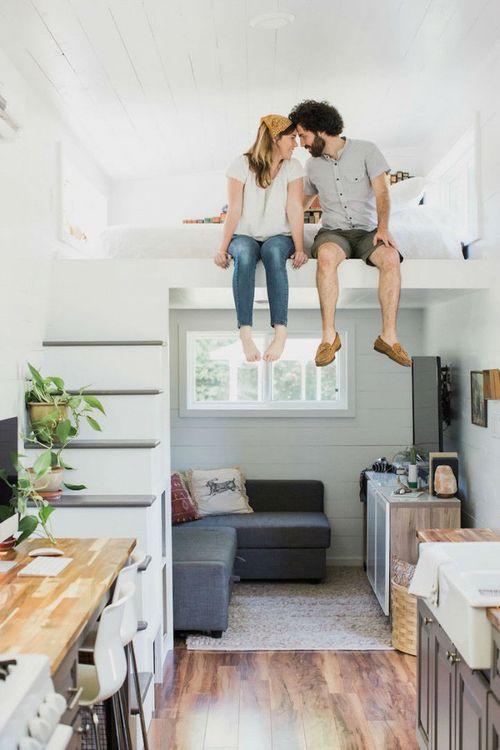 Những ngôi nhà nhỏ tuyệt đẹp khiến bạn mê mẩn - Ảnh 10