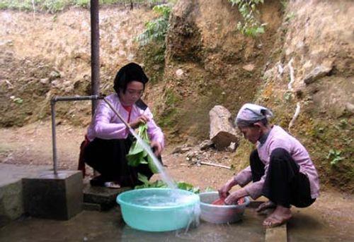 Năm nay, chương trình Nước sạch và Vệ sinh nông thôn đã được phân bổ 31,5 triệu USD - Ảnh 1