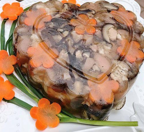 Mách bạn làm món thịt đông ngon sau Tết - Ảnh 1