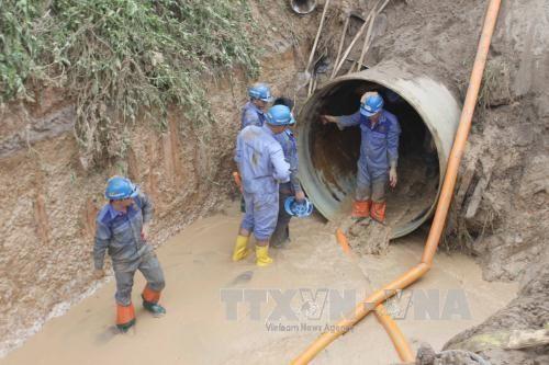 5/3: Xử 9 bị cáo trong vụ vỡ đường ống nước sông Đà - Ảnh 2