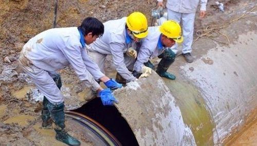 5/3: Xử 9 bị cáo trong vụ vỡ đường ống nước sông Đà - Ảnh 1