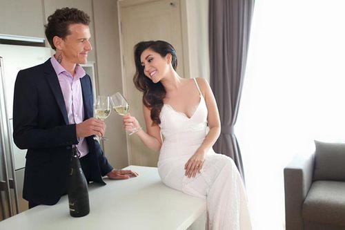 Tò mò cuộc sống của diễn viên, ca sĩ Việt khi làm dâu trên đất Thụy Sĩ - Ảnh 3