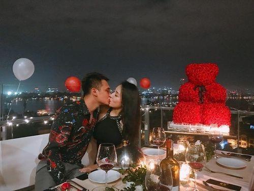 Khắc Việt và bạn gái xinh đẹp tổ chức lễ ăn hỏi - Ảnh 5