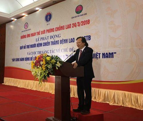 Ngày thế giới phòng chống lao 24/3: Việt Nam khiến thế giới ngưỡng mộ - Ảnh 2