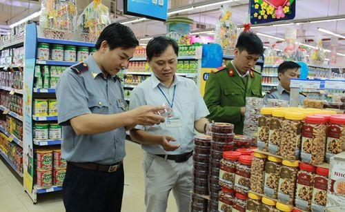 Thành lập 6 đoàn kiểm tra an toàn thực phẩm - Ảnh 1