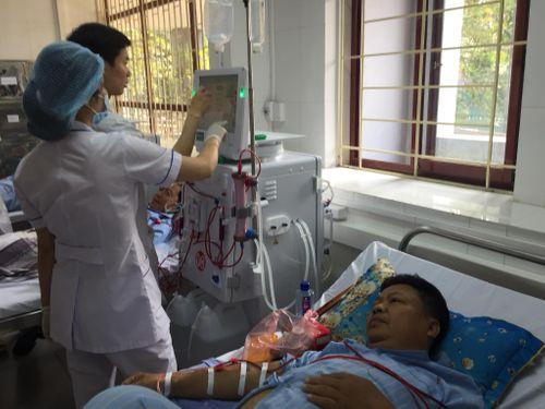Thông tin mới nhất bệnh nhân được lọc máu tại BV Đa khoa Hòa Bình - Ảnh 2