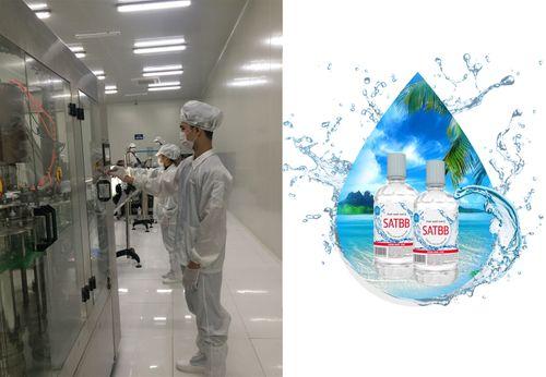 Nước muối sinh lý SATBB của công ty Đại Lợi không an toàn? - Ảnh 1