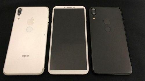 Lộ 4 màu sắc của iPhone 8 - Ảnh 1