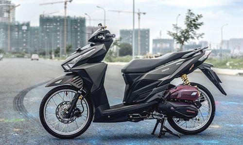 Cận cảnh xe Honda tay ga độ độc nhất Việt Nam - Ảnh 2