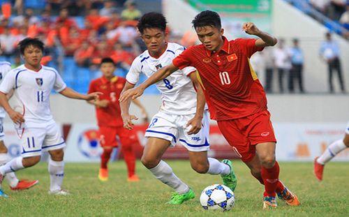 Hòa đối thủ đáng gờm nhất giải, Việt Nam sáng cửa giành chức vô địch - Ảnh 1