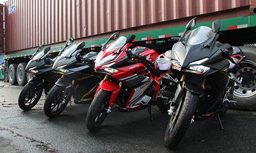 Honda mẫu sportbike 250 phân phối về Việt Nam giá hơn 200 triệu đồng - Ảnh 1