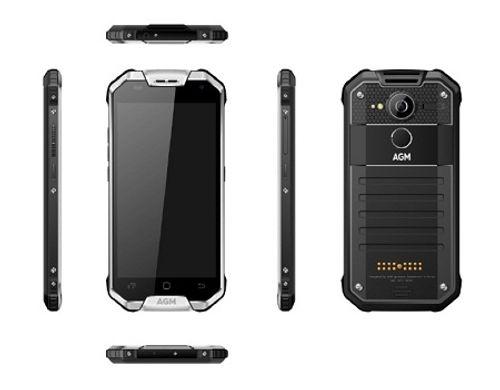 Xuất hiện smartphone siêu bền chống nước  - Ảnh 1