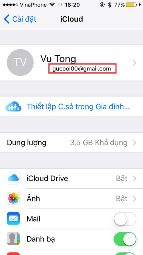 Cách lấy lại mật khẩu iCloud chỉ trong vài giây - Ảnh 1