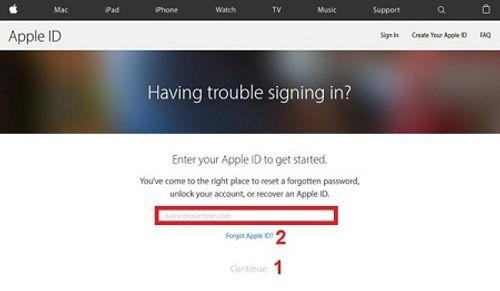 Cách lấy lại mật khẩu iCloud chỉ trong vài giây - Ảnh 2