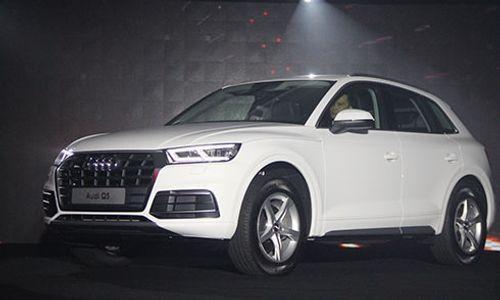 Audi Q5 thế hệ mới ra mắt tại Việt Nam giá 2 tỷ đồng - Ảnh 1