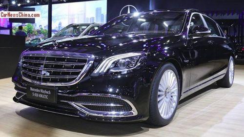Mercedes-Maybach S450 giá 5,1 tỷ đồng - Ảnh 1