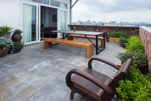 Căn Penthouse cổ điển có view cực đẹp ngắm trọn Hồ Tây - Ảnh 6