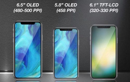 """""""Fan táo"""" háo hức vì thông tin 3 mẫu iPhone X sẽ ra mắt trong năm 2018 - Ảnh 1"""