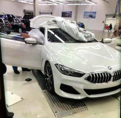 BMW 8-Series cong suất 600 mã lực chuẩn bị ra mắt - Ảnh 1
