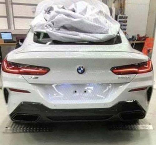 BMW 8-Series cong suất 600 mã lực chuẩn bị ra mắt - Ảnh 2