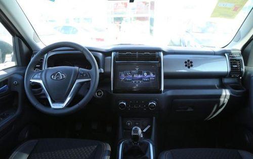 Ô tô Land Rover của Trung Quốc giá 206 triệu đồng: Bánh xe nhỏ như xe tay ga - Ảnh 3