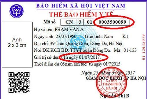Ký hiệu cần biết để hưởng số tiền cao nhất của thẻ bảo BHYT - Ảnh 2