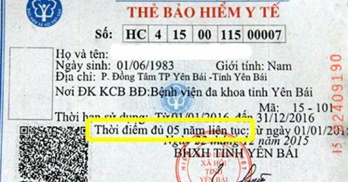 Ký hiệu cần biết để hưởng số tiền cao nhất của thẻ bảo BHYT - Ảnh 3