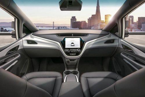 """Những tính năng """"không tưởng"""" của xe điện không người lái của GM - Ảnh 1"""