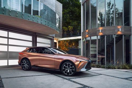 Ra mắt Lexus SUV LF-1 Limitless, đẹp long lanh - Ảnh 2