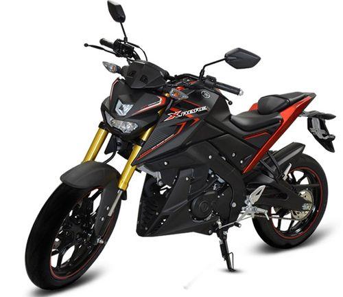 Mẫu mô tô Yamaha M-Slaz 150 giá chỉ 47 triệu đồng - Ảnh 1