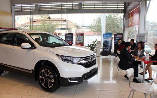 Honda và Toyota tạm ngừng xuất khẩu ôtô sang Việt Nam - Ảnh 1