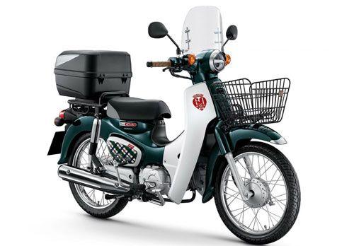 Huyền thoại Honda Super Cub phiên bản mới giá 1.500 USD - Ảnh 2