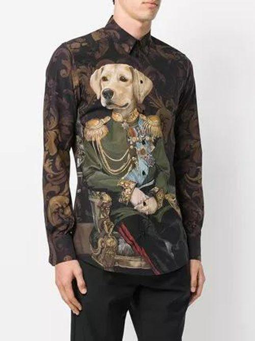 Các món đồ hàng hiệu trên thế giới đua nhau in hình chú chó  - Ảnh 4