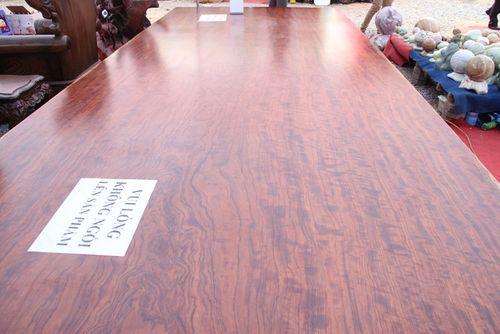 Sập gỗ nu cẩm lai giá lên tới 3 tỷ đồng ở Hà Nội có gì đặc biệt? - Ảnh 1