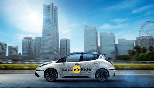 Nissan chuẩn bị thử nghiệm taxi tự lái tại Nhật - Ảnh 1