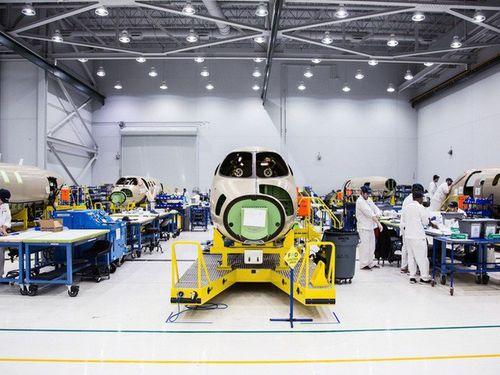 Nhà máy sản xuất những chiếc máy bay tư nhân của tương lai có gì đặc biệt? - Ảnh 2